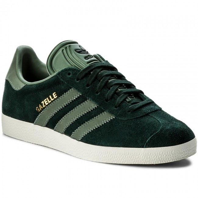 official photos 75d57 88494 Scarpe adidas - Gazelle BZ0031 Grnnit Tragrn Goldmt