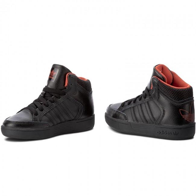 Scarpe adidas - Varial Mid J BY4084 Cblack/Cblack/Natora