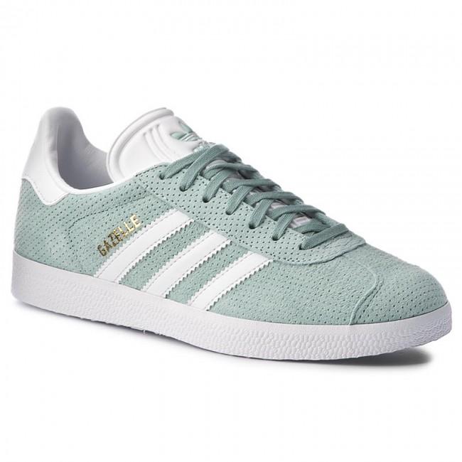 brand new d29b6 d4a74 Scarpe adidas - Gazelle W BY9358 Tacgrn Ftwwht Goldmt