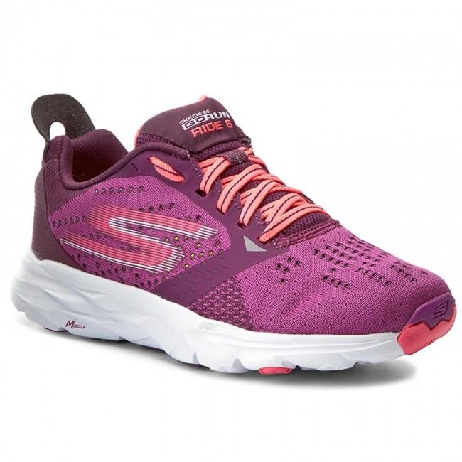 14117prhp 6 Pink Go Skechers Scarpe Fitness Purplehot Run Ride xaIZXCwqO
