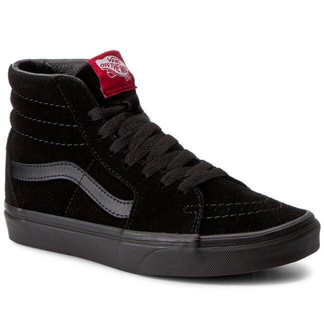 Sk8 Sneakers Hi Vn000d5ibka Scarpe Blackblack Vans BHvZ8Pwq7