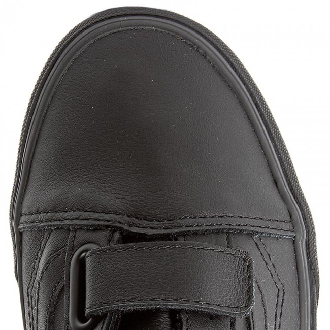 Scarpe basse VANS Old Skool V VA3D29OOZ (Mono Leather) Black