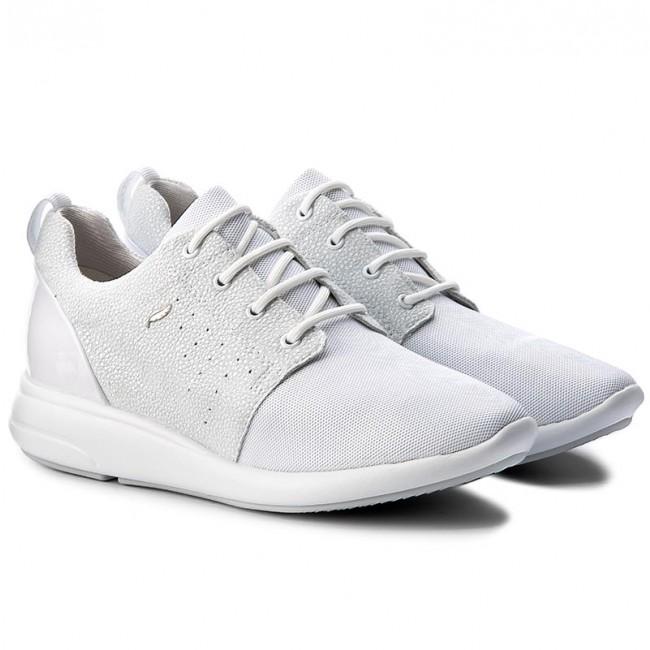 100% authentic 016d1 64dd8 Sneakers GEOX - D Ophira A D621CA 00714 C1244 Off White - Sneakers - Scarpe  basse - Donna - www.escarpe.it
