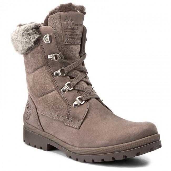 Scarponcini PANAMA JACK - Tuscani B15 grigio - Scarpe da trekking e scarponcini - Stivali e altri - Donna | Servizio durevole  | Uomo/Donne Scarpa