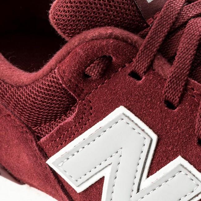 Balance Scarpe Sneakers New Ml565srg Bordeaux Basse Aj5L4R3
