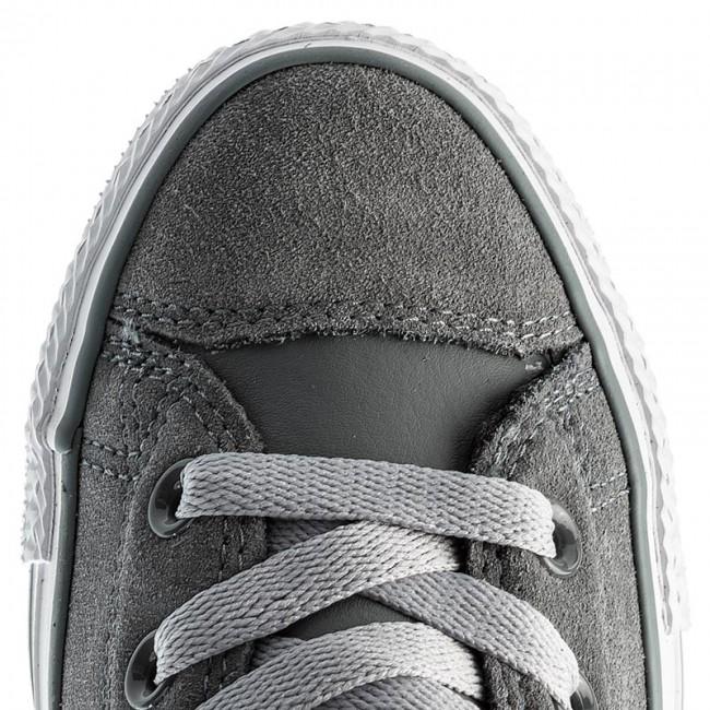 Converse Polacchi Ctas Asphalt Boot Hi 658070C Cool Grey