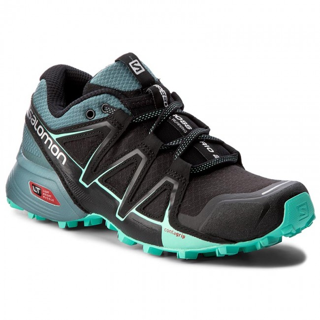 Scarpe SALOMON - Speedcross Vario 2 W 398418 21 V0 Black North  Atlantic Biscay df052bdcfbe