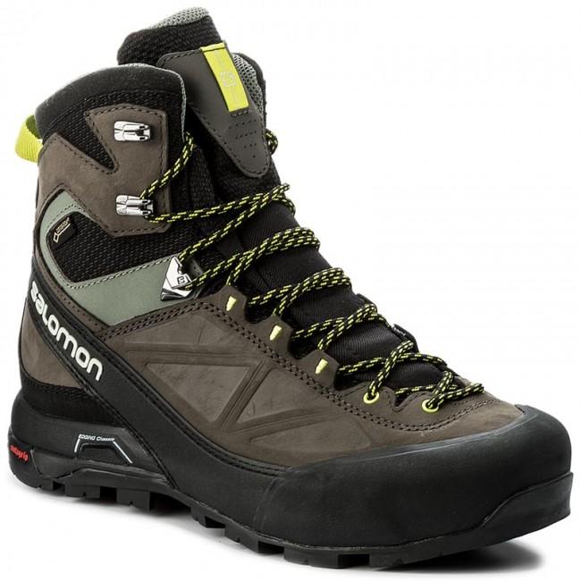 7ea4554f5f50b Scarpe da trekking SALOMON - X Alp Mtn Gtx GORE-TEX 398402 29 G0 Black