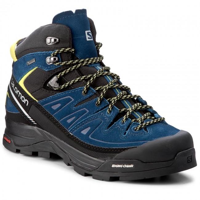 2fb99b79767db Scarpe da trekking SALOMON - X Alp Mid Ltr Gtx GORE-TEX 398411 26 V0 ...
