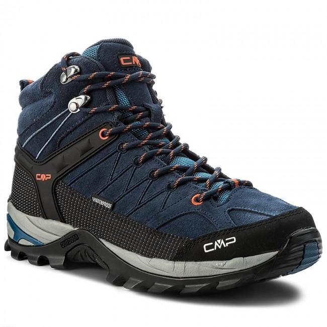 Mid Shoes Wp Scarpe Cmp Trekking Rigel Da Artico 3q12947 XXwIRq