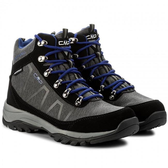 Scarpe da trekking CMP - Soft Naos Wp 3Q47467 Asphalt Mel. U874 - Scarpe da  trekking e scarponcini - Stivali e altri - Uomo - www.escarpe.it 2179e4cab9c