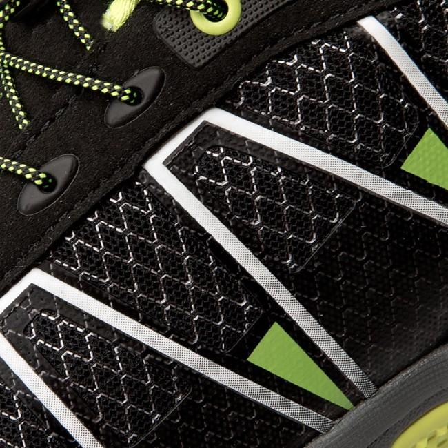 Scarpe da trekking CMP - Atlas Trail Shoes 3Q95267 Nero Yellow Fluo 38AE 00ec97182f7