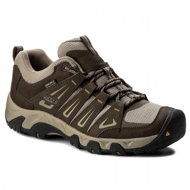 Scarpe da trekking KEEN - Oakridge Wp 1015311 Cascade Brindle ... b1d90988a2e