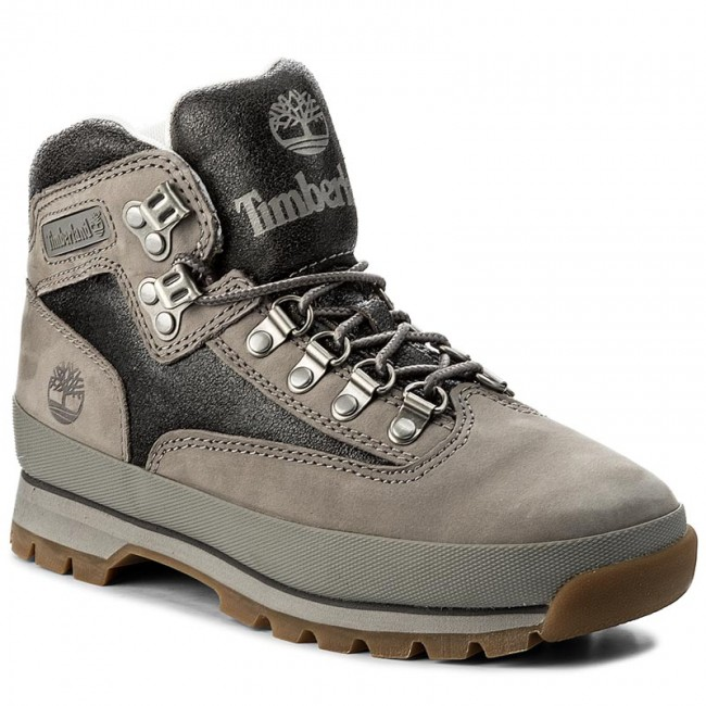 Scarponcini TIMBERLAND - Euro Hiker Leather A1GND Steeple Grey ... 1489dcd88c5