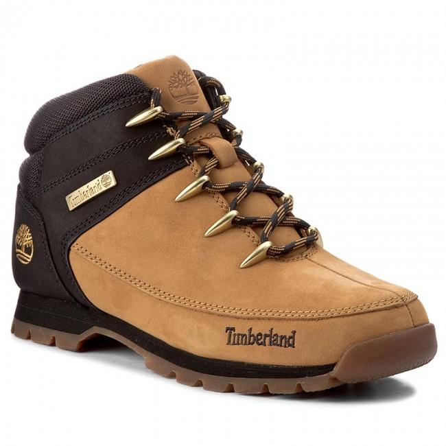6489acd4d1d0b Scarponcini TIMBERLAND - Euro Sprint Hiker A1NHJ Wheat - Scarpe da ...