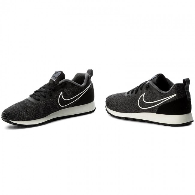 low priced 01701 0f4fa Scarpe NIKE - Md Runner 2 Eng Mesh 916774 002 Black Black Dark Grey