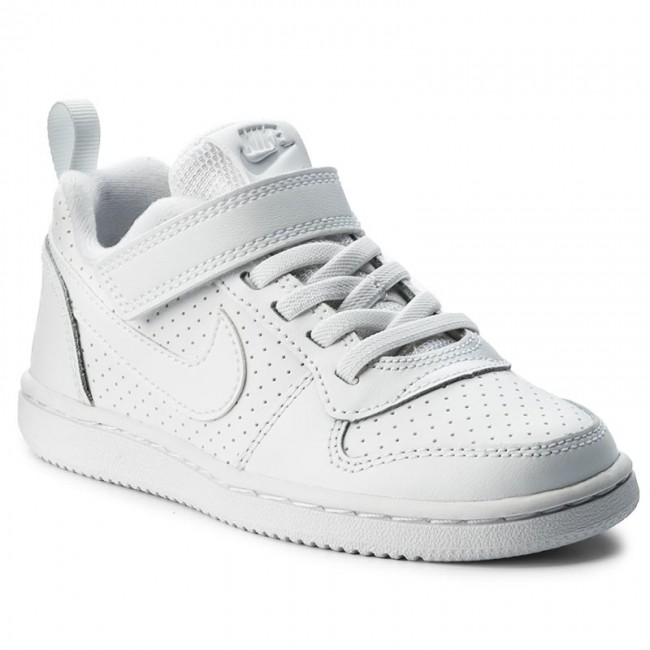 half off c2c74 b0565 Scarpe NIKE - Court Borough Low 870025 100 White White