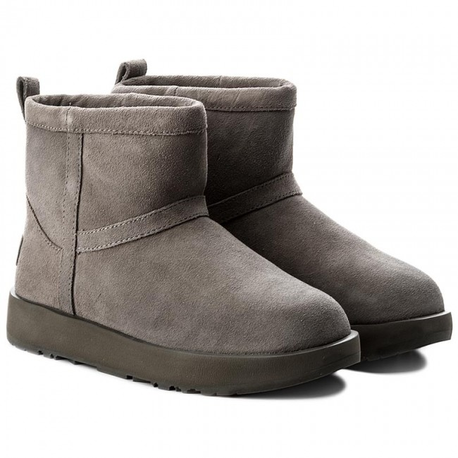 Details about UGG CLASSIC MINI WATERPROOF BOOTS, US 9 Womens, Color: BLACK, 1019643