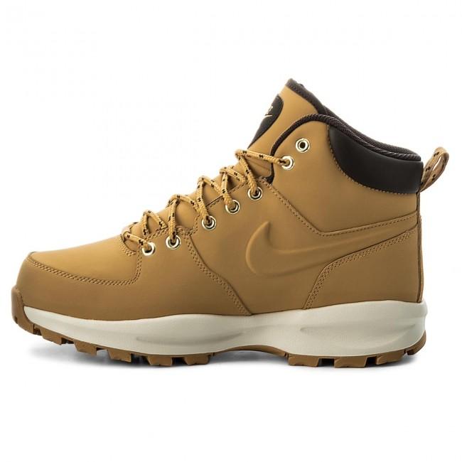 Scarpe NIKE - Manoa Leather 454350 700 Haystack Haystack Velvet Brown - Scarpe  da trekking e scarponcini - Stivali e altri - Uomo - www.escarpe.it 083b46549d3