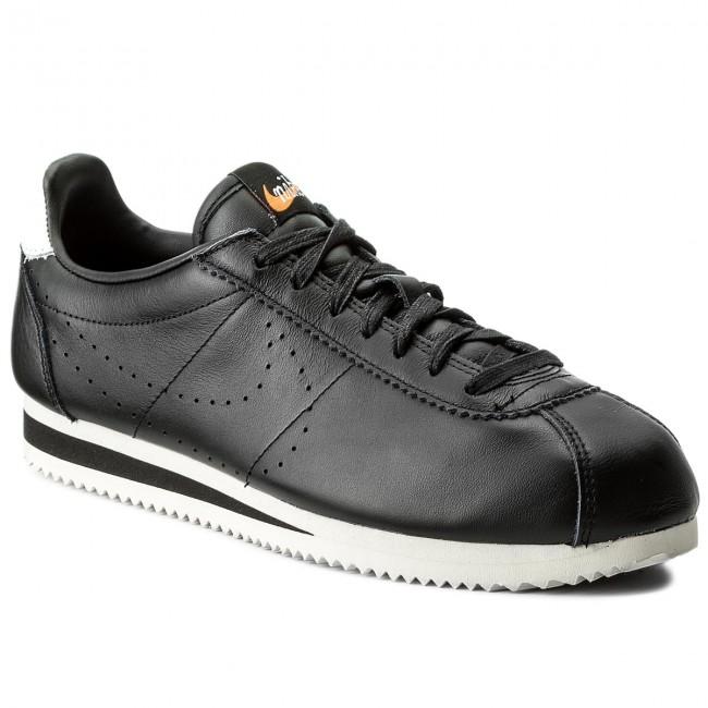 low priced 4410e 60b9f Scarpe NIKE - Classic Cortez Leather Prem 861677 005 Black Black Lt Orewood  Brn