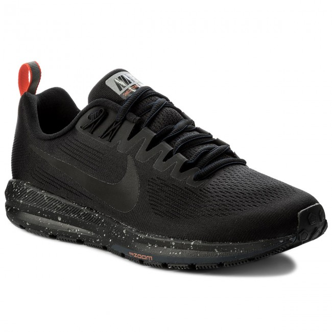 Scarpe Zoom Structure Air 001 21 Nike Shield 907324 Blackblack myN80wnOPv