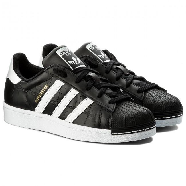 Scarpe adidas - Superstar AC8557 Cblack Ftwwht Ftwwht - Sneakers - Scarpe  basse - Donna - www.escarpe.it 848c3e4cda