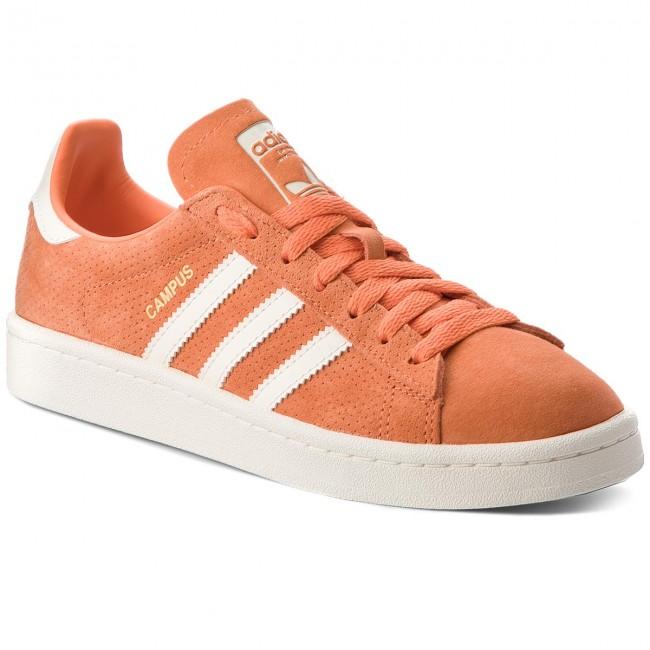 Scarpe adidas - Campus CQ2078 Traora/Owhite/Cwhite