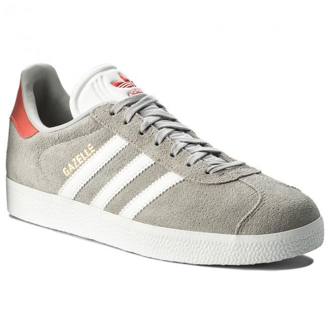 Scarpe adidas - Gazelle CQ2805 Gretwo/Ftwwht/Trasca
