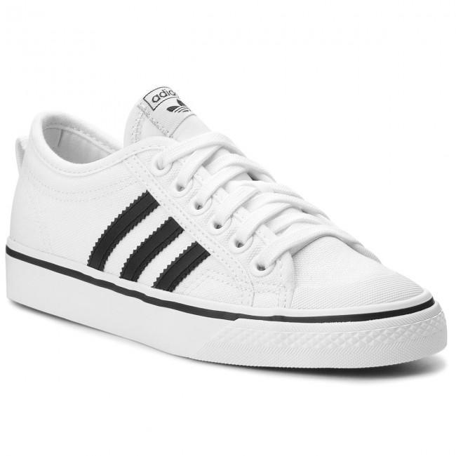 sale retailer 3cd81 575ac Scarpe adidas - Nizza CQ2333 FtwwhtCblackFtwwht