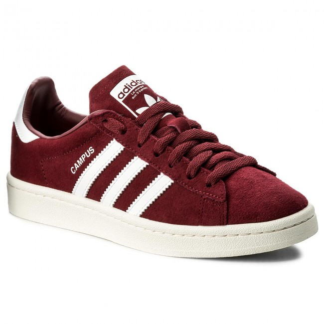 Scarpe adidas - Campus BZ0087 Cburgu/Ftwwht/Cwhite