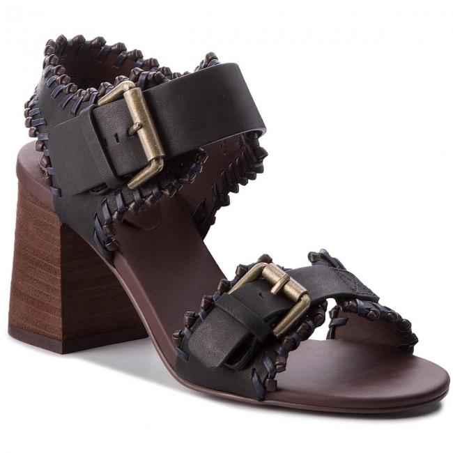 Sandali SEE BY CHLOÉ - SB30173 Nat.Calf 999 - Sandali da giorno - Sandali - Ciabatte e sandali - Donna | Molti stili  | Scolaro/Ragazze Scarpa