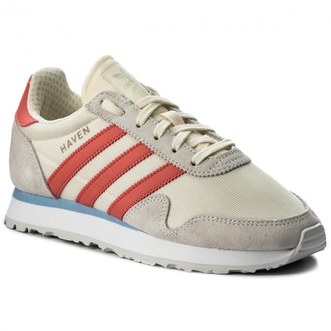 Scarpe adidas - Haven W CQ2525 Cwhite/Trasca/Greone
