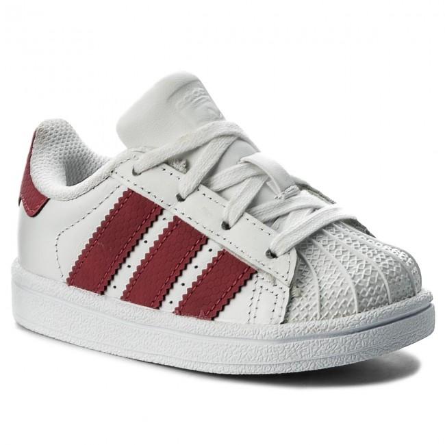 Scarpe adidas - Superstar I CQ2858 Ftwwht/Ftwwht/Cblack