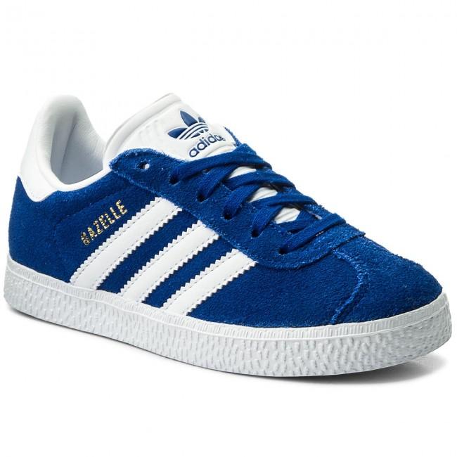 Scarpe adidas - Gazelle C CQ2915 Croyal/Ftwwht/Ftwwht