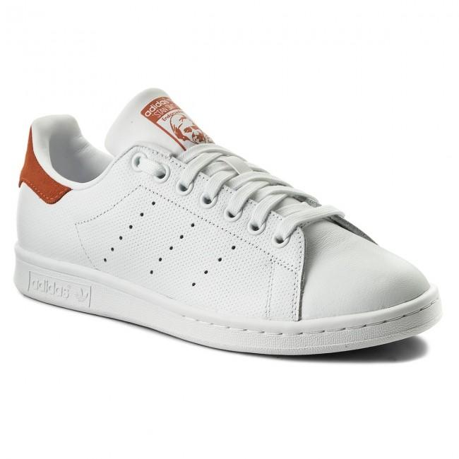 Scarpe adidas - Stan Smith CQ2207 Ftwwht/Ftwwht/Traora