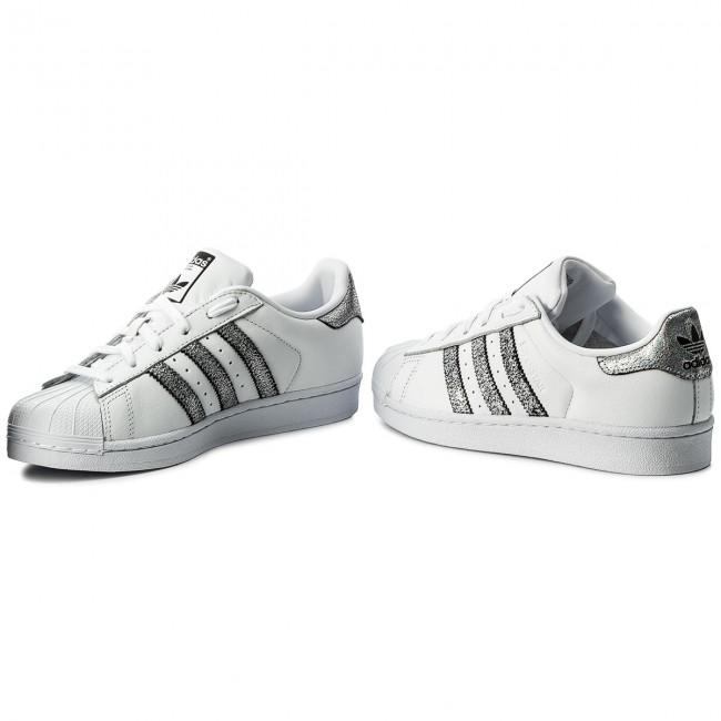 Scarpe adidas - Superstar W CG5455 Ftwwht/Supcol/Cblack