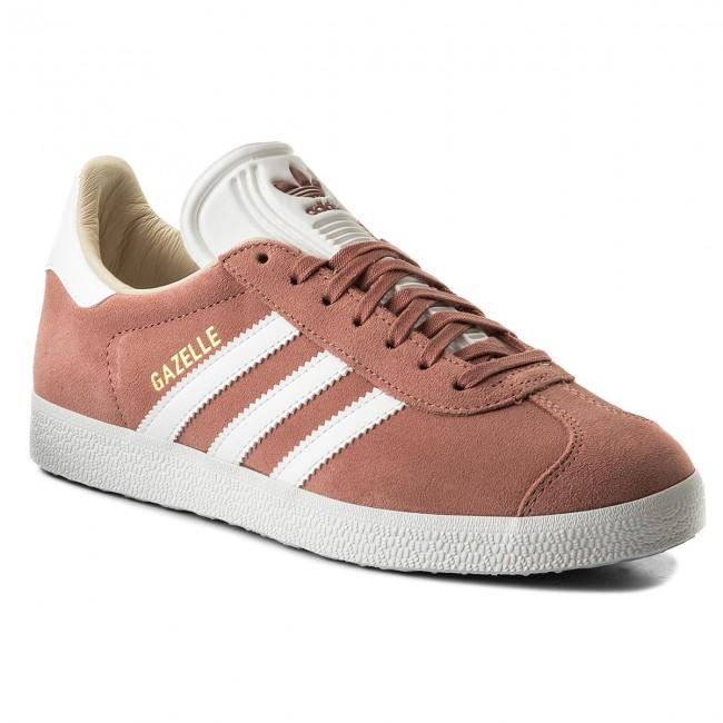 d82788c8737 Scarpe adidas - Gazelle CQ2186 Ashpnk Ftwwht Linen - Sneakers ...