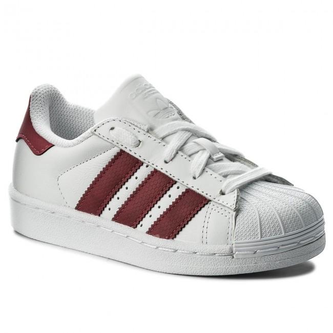 best sneakers c0bde 40dc3 Scarpe adidas - Superstar C CQ2723 Ftwwht Ftwwht Cblack