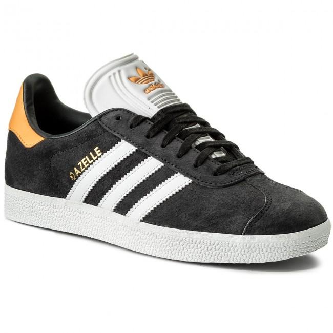 Scarpe adidas - Gazelle CQ2807 Carbon/Ftwwht/Reagol