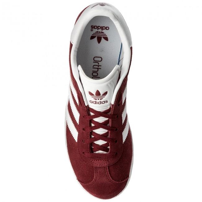 Scarpe adidas Gazelle J CQ2874 CburguFtwwhtFtwwht