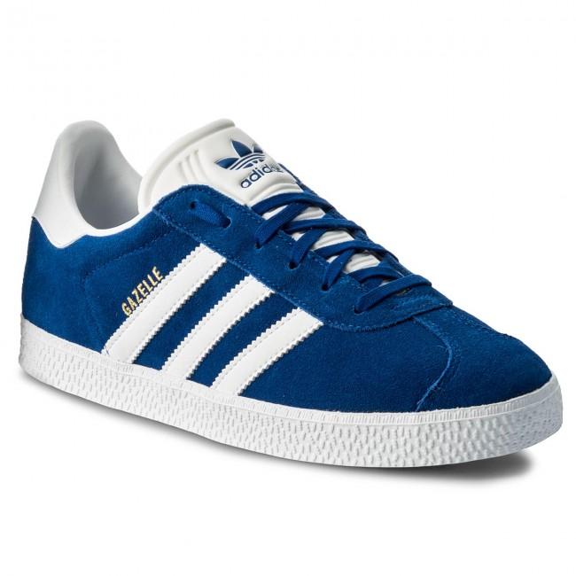 Scarpe adidas - Gazelle J CQ2875 Croyal Ftwwht Ftwwht - scarpe da ginnastica - Scarpe basse - Donna | Prezzo di liquidazione  | Uomo/Donna Scarpa