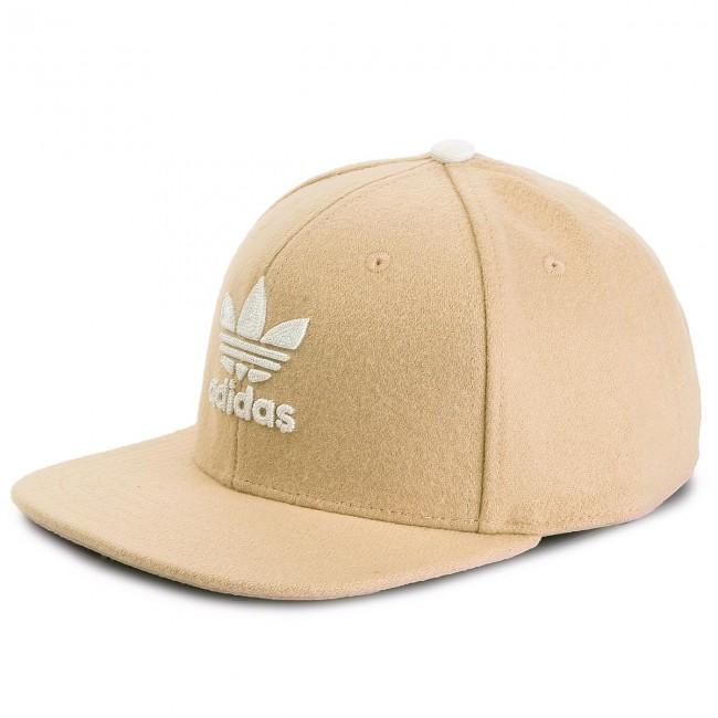 Cappello adidas - T H Snapback Ca CV8145 Ashpea White - Uomo ... 80904b6e1b62