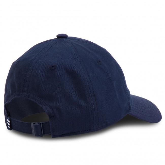 2434d57e30 Cappello con visiera adidas - Trefoil Cap CD6973 Conavy/White ...