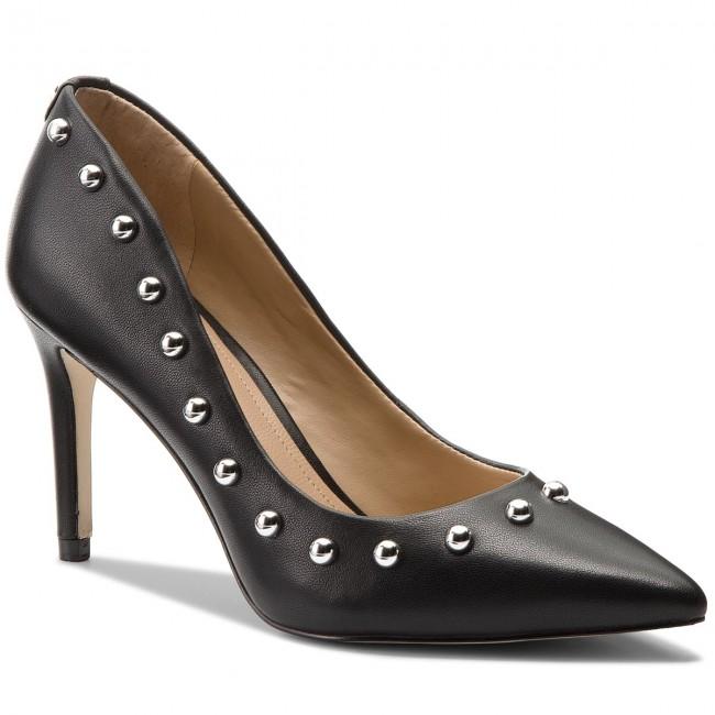 Scarpe stiletto GUESS - Barbie FLBRB1 LEA08 BLACK