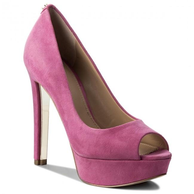 Scarpe stiletto GUESS - Heali2 FLHEA1 SUE07 rosa - Stiletti - Scarpe basse - Donna | Outlet Store  | Uomo/Donne Scarpa