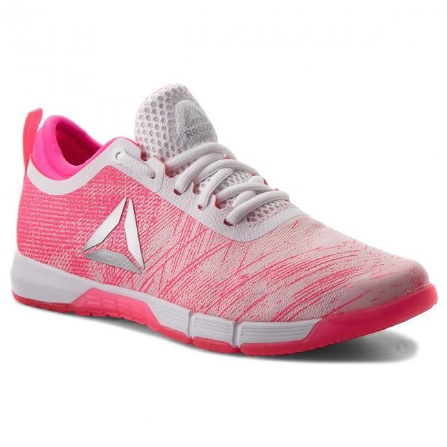 Scarpe Reebok - Speed Her Tr CN2246  rosa bianca argento - Fitness - Scarpe sportive - Donna | Aspetto Attraente  | Uomini/Donna Scarpa