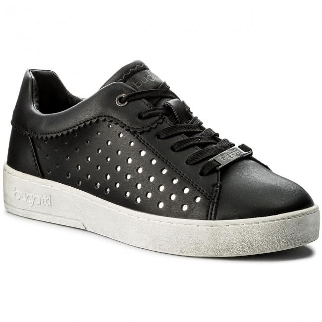 111 Sneakers PR6N Sneakers BUGATTI J7605 BlackWhite Scarpe 1p0tgwvqF