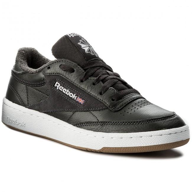 Scarpe Reebok - Club C 85 Estl CM8795 Coal bianca Wshb blu - scarpe da ginnastica - Scarpe basse - Donna | Una Grande Varietà Di Merci  | Uomo/Donna Scarpa