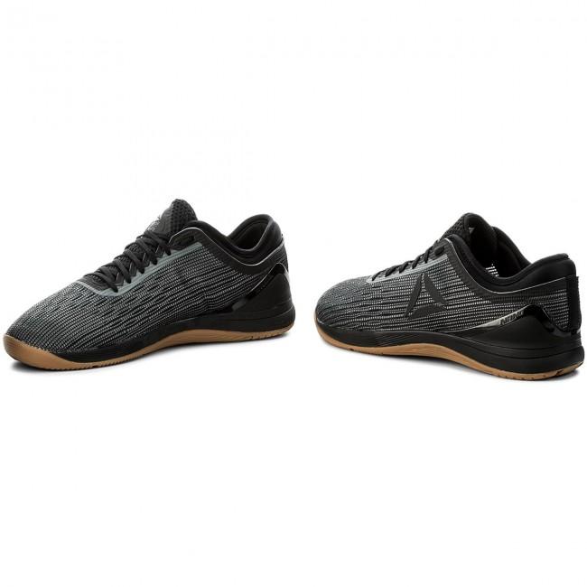 3df5c47304afad Scarpe Reebok - R Crossfit Nano 8.0 CN1022 Black Alloy Gum - Fitness ...