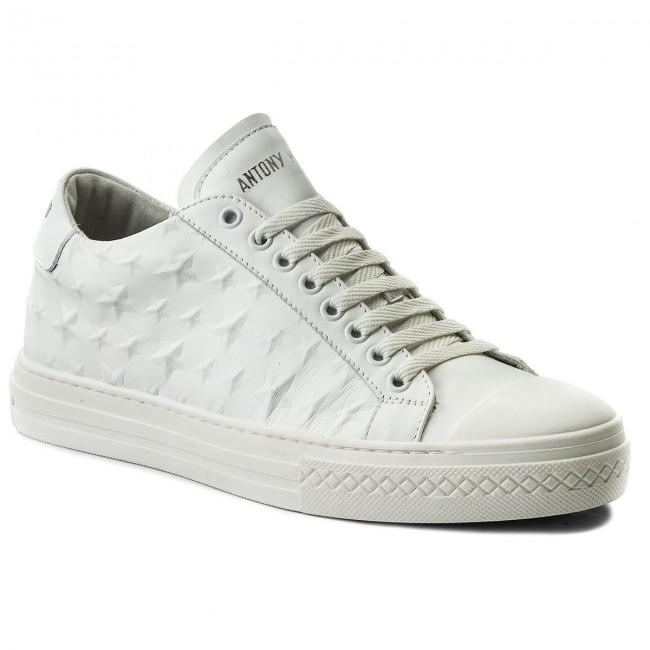 Sneakers ANTONY MORATO - MMFW00906 LE300043 White 1000 - Sneakers ... e7b4a9c12ea